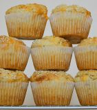 cheese muffins - savoury cheese muffins