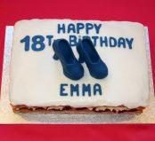 Shoes Cake - 8
