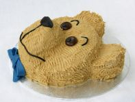 Teddy Bear Cake - 6