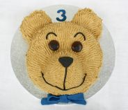 Teddy Bear Cake - 8