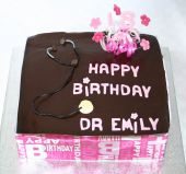 Dr's Chocolate Cake - 10