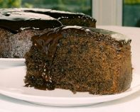 Espresso Cake - A moist cake with intense coffee flavour, including added espresso granules.  Can be made with either a dark mocha ganache or lighter mocha frosting.  We also sometimes make it as a sandwich, filled with butter cream.