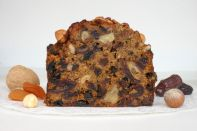 Nutty Fruit cake -