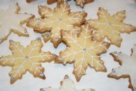 Snowflake Biscuits -