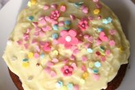 Mother's Day Cake -