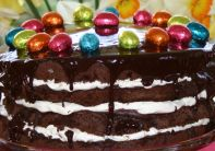 Easter Gateau -