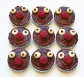 Chocolate Smiley Faces -