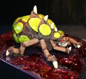Game bug - Filled with green lemon curd!