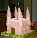 Princess Castle - Princess castle for a 4 year old.