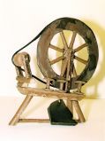 Spinning Wheel - Spinning Wheel made of chocolate.